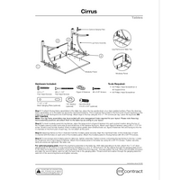 Cirrus Installation Assembly Guide Mtc