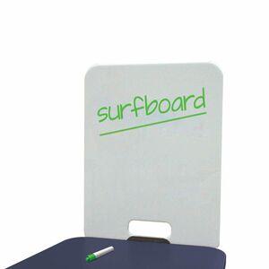 Surfboard Marker Writing