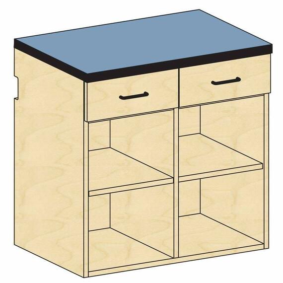 Base Cubicle Storage - mediatechnologies