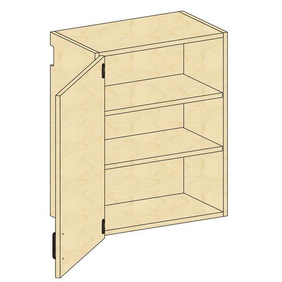Wall Cupboard Storage - mediatechnologies