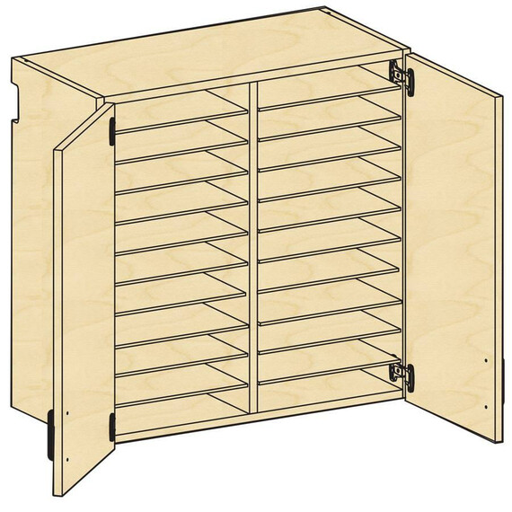Wall Folio Storage - mediatechnologies