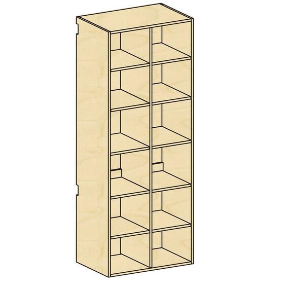 Tall Cubicle Storage - mediatechnologies