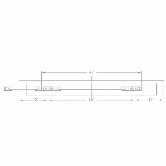 ModTrak4 Circuit Power Distribution System - mediatechnologies