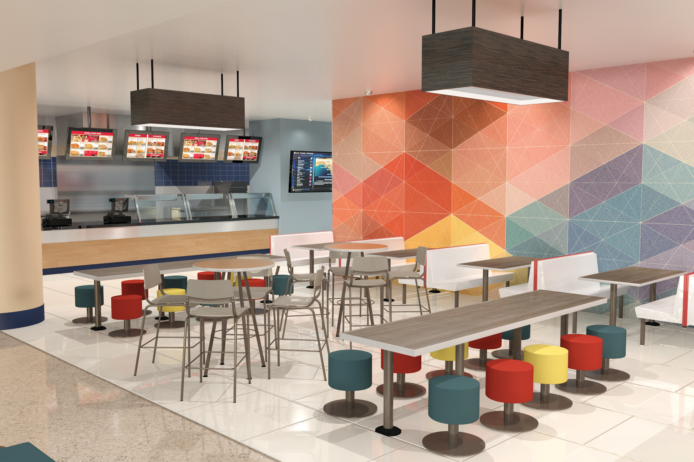 Food Cafe Arc2