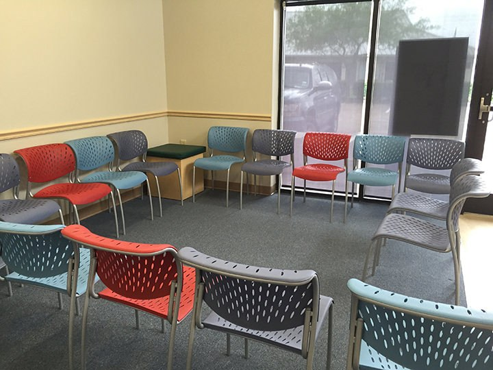 Hannah Chair Waiting Room
